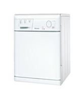 Hotpoint FETC70CP reestanding Condenser Tumble Dryer