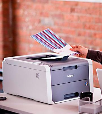 Review of Brother HL3140CW Colour Laser Wireless Printer