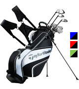 TaylorMade Men's Pro Stand 4.0 Golf Club Bag