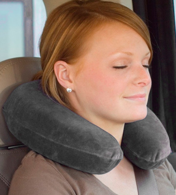 Review of Aidapt Super Soft Memory Foam Neck Cushion