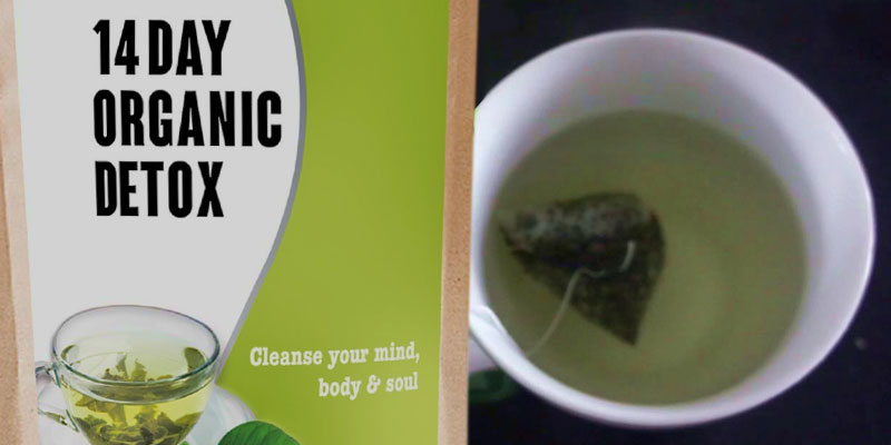 Review of Nutrient Wise Green Detox Tea