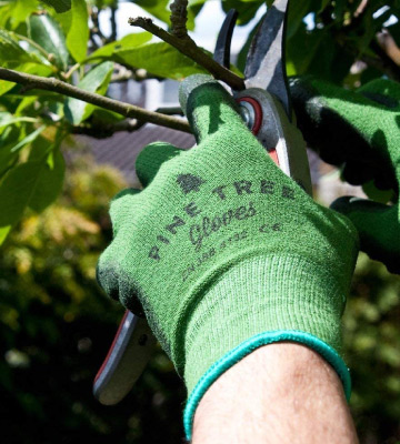 Review of Pine Tree Tools Bamboo Women/Men Working Gloves for Gardening