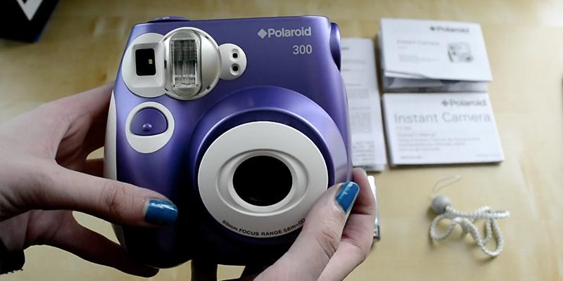 Review of Polaroid PIC-300 Instant Film Camera