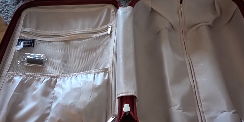 Review of Aerolite Super Lightweight ABS Hard Shell Suitcase