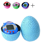 LA TECH Dinosaur Egg Digital Pet