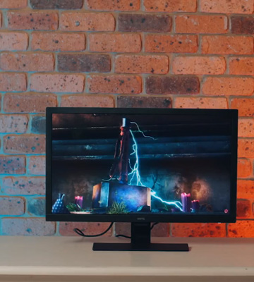 Review of BenQ GL2780 27 Full HD Gaming Monitor (1080p, Eye-Care, 75Hz)