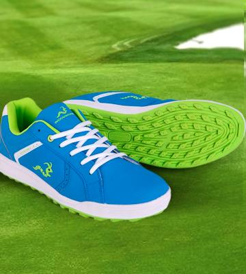 Review of Woodworm Surge V2.0 Casual Spikeless Street Golf Shoes