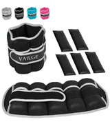 Vailge Adjustable Ankle- Leg Weights
