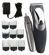 Wahl 9639-800.0 Clip and Rinse Cordless Clipper and Trimmer Set