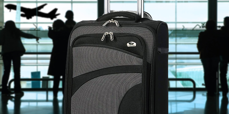 Review of Aerolite Lightweight Carry On Cabin Suitcase