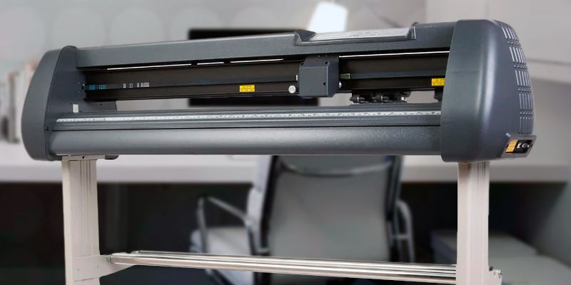 Review of Seiki SK720T Vinyl Cutter Plotter with Stand
