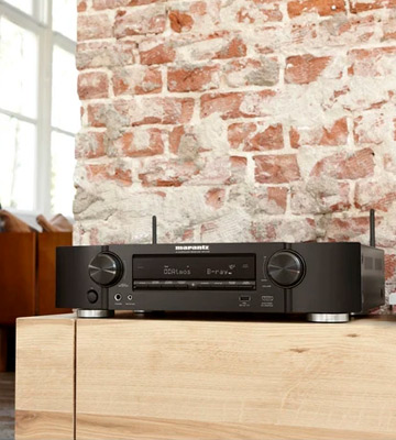 Review of Marantz NR1509 Slim 5.2 Channel AV Receiver with HEOS (Black)