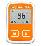 Easysure GCU Cholesterol, UricAcid and Glucose Testing Device