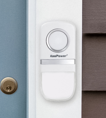 Review of Koopower KOODOORBELLUK Batteryless Wireless Doorbell