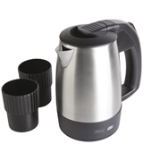 Wahl 0.5 L Stainless Steel Travel Kettle with Cups
