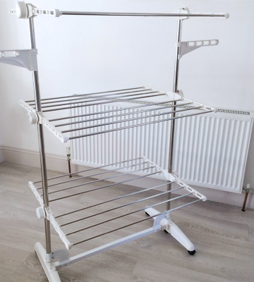 Review of Todeco 3 Tier Drying Rack Foldable