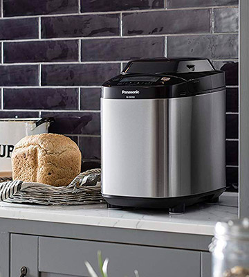 Review of Panasonic SD-ZB2502BXC Stainless Steel Bread Maker