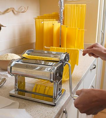 Review of Marcato Atlas 150 (MC002057) Pasta Machine