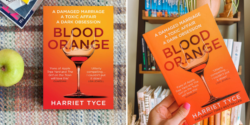 Harriet Tyce Blood Orange: The gripping, bestselling Richard & Judy book club thriller in the use