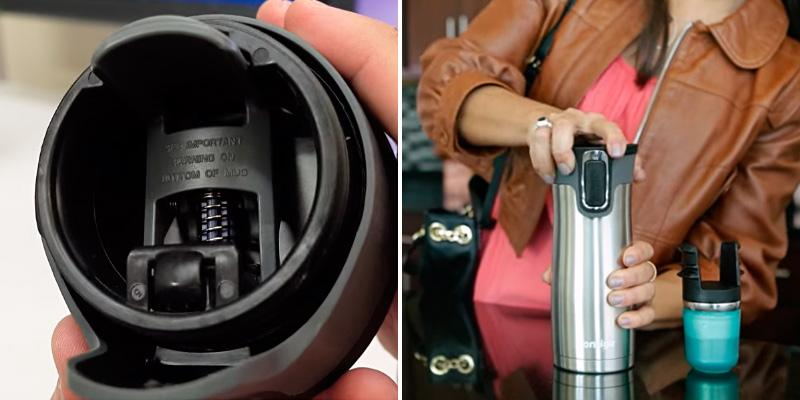 Review of Contigo Autoseal West Loop Travel Mug
