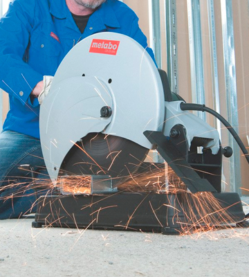 Review of Metabo CS23355 Metal Cutting Saw