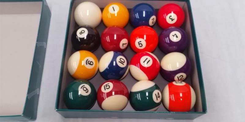 Review of Aramith Pool Balls