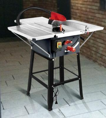 Review of Dirty Pro Tools 10-inch 1800W Table Saw