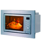 Cookology IMOG25LSS Built-in Combi Microwave Oven & Grill 25L