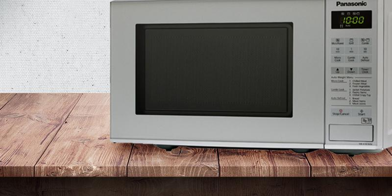 Panasonic NN-K181MMBPQ Microwave in the use