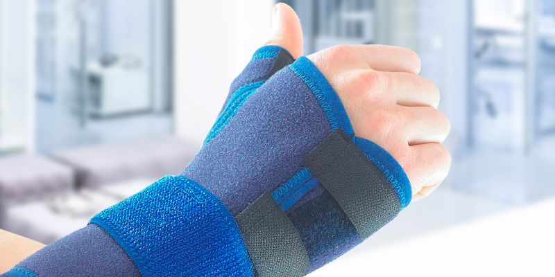 Review of Neo-G Stabilized Wrist &T humb Brace