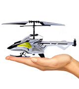 Silverlit SE84640 Remote Control Gyro Helicopter