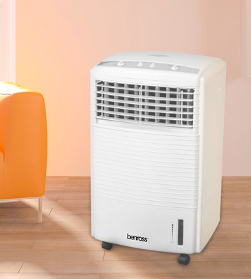 Review of Benross Air Cooler with Oscillating, Portable