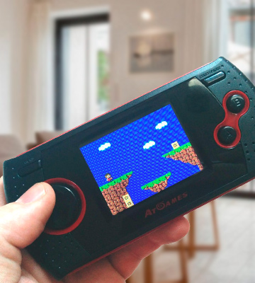 Review of Blaze Gear Sega Master System Portable Game Consoles