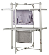 Dry:Soon 2-Tier Heated Tower Airer Under 4p / Hour!