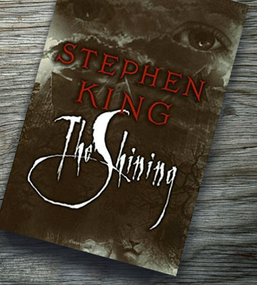 Review of Stephen King The Shining
