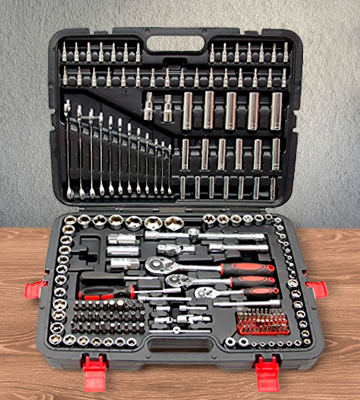 Review of Parker PSS-215 215 Piece Professional Mechanic Set