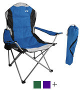 Trail Kestrel Padded Folding Camping Chair