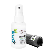 Ecomoist Natural Lens Eyeglass Optical Cleaner