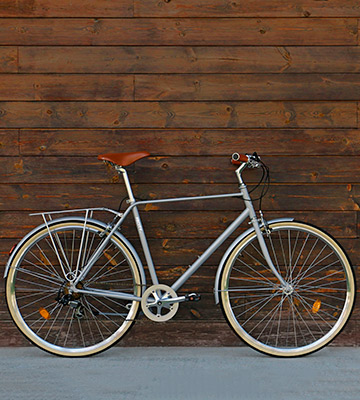 Review of FabricBike City Classic Hybrid Urban Commuter Road Bike