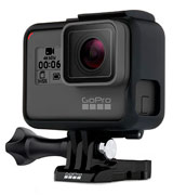 GoPro Hero6 Black (CHDHX-601) Action Camera