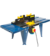 Wolf 100298 Router Table Stand with Die Cast Aluminium Top
