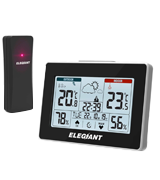 ELEGIANT (EOX-9906) Wireless Weather Station