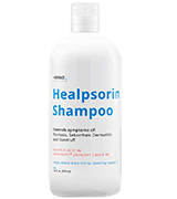 Hermz Laboratories Therapeutic for Dry, Itchy & Flaky Scalp