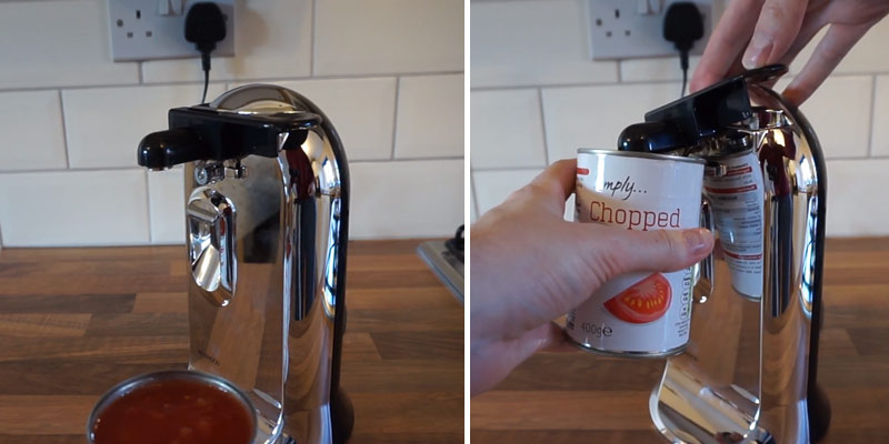 Review of Kenwood 3-in-1 Can Opener with Knife Sharpener and Bottle Opener