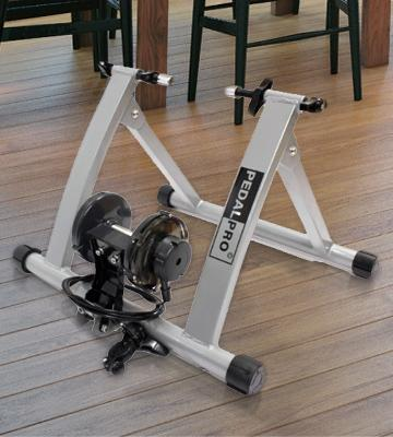 Review of PedalPro Magnetic Bicycle Turbo Trainer