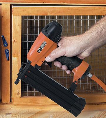 Review of Tacwise 50mm Air Brad Nailer