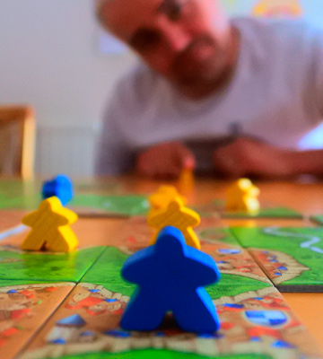 Review of Z-Man Games Carcassonne New Edition Board Game