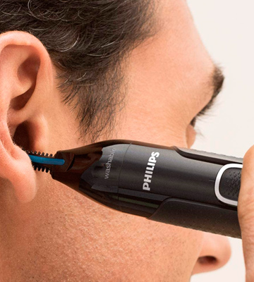 Review of Philips NT5650/16 Series 5000 Nose, Ear & Eyebrow Trimmer with Detail Trimmer Attachment