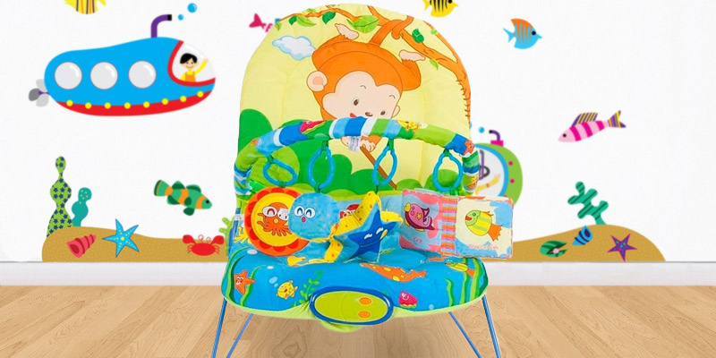 Review of Just4baby Baby Bouncer Rocker Reclining Chair