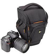 Case Logic SLRC-201 Compact Zoom Camera Bag with EVA protection